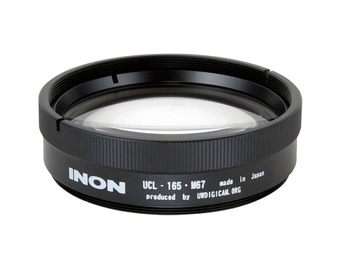 INON UCL-165M67 CLOSE UP LENS