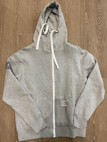 SANTI Light Hoodie Lady - Grey