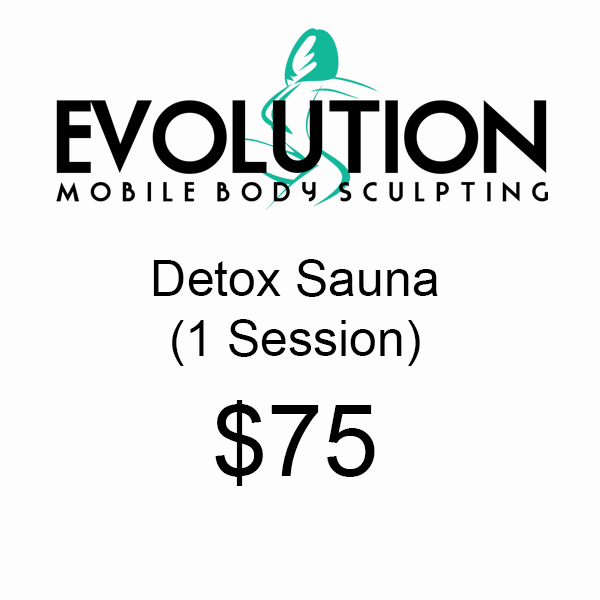 Detox Sauna - 1 Session