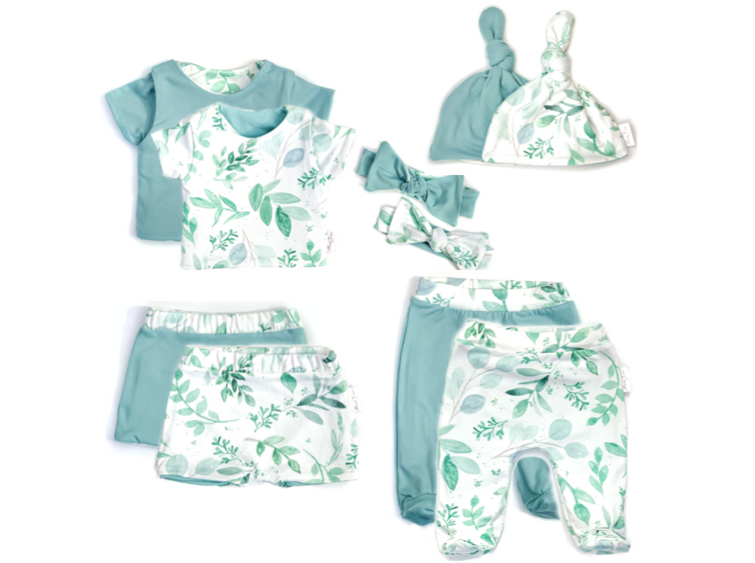 SAGE OOTD ESSENTIALS BUNDLE