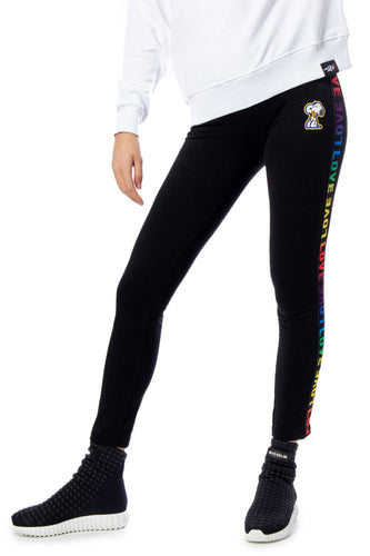 Peanuts By Slash Leggins Donna - Universalbrand