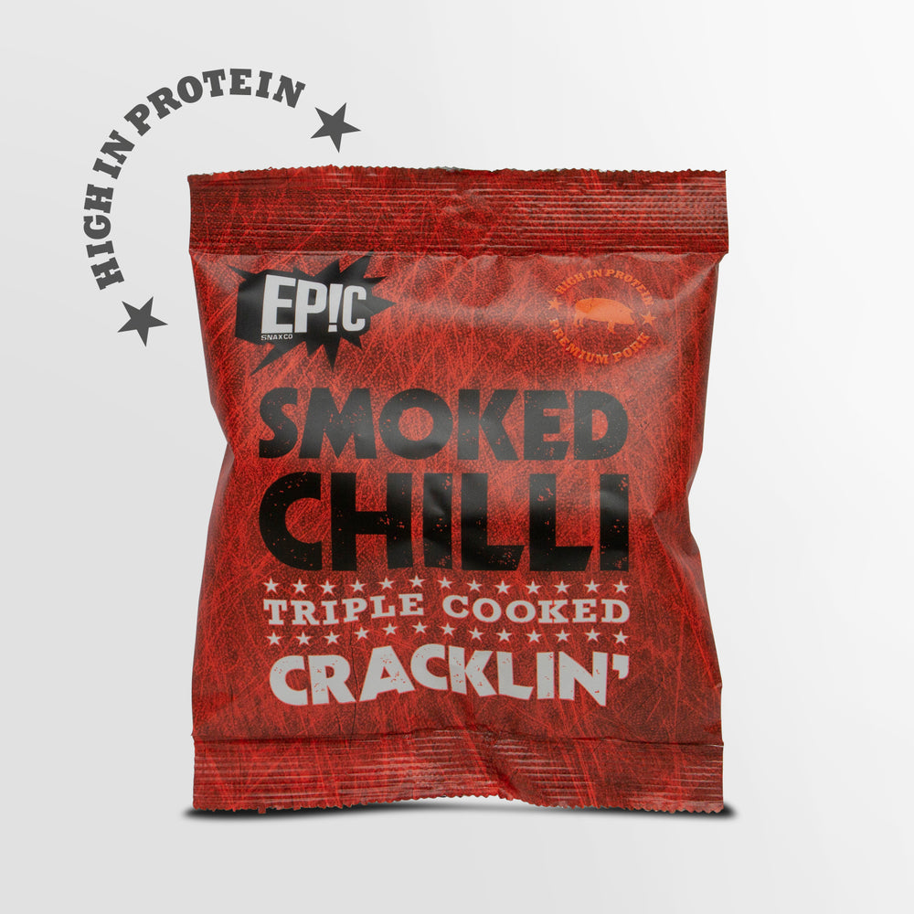 Smoked Chilli Cracklin'