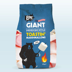 Giant American Style Toastin' Marshmallows