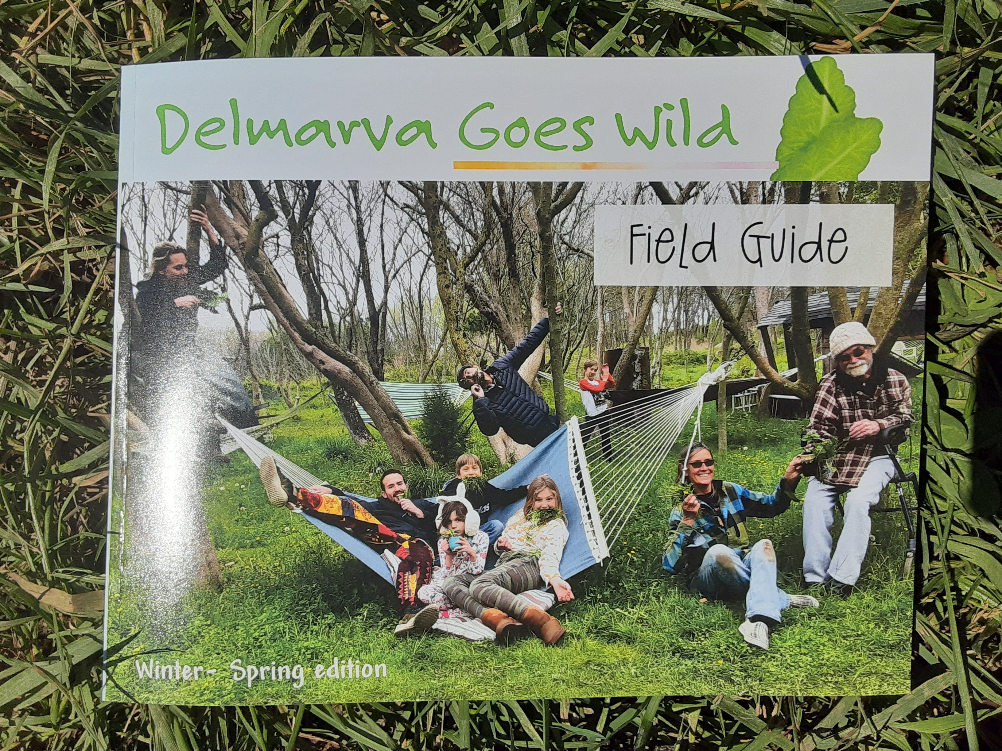 Delmarva Goes Wild Book