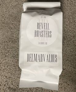 Delmarvelous whole bean coffee