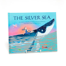 Load image into Gallery viewer, The Silver Sea Story Book