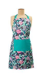 Floral apron by Templestowe Auxiliary