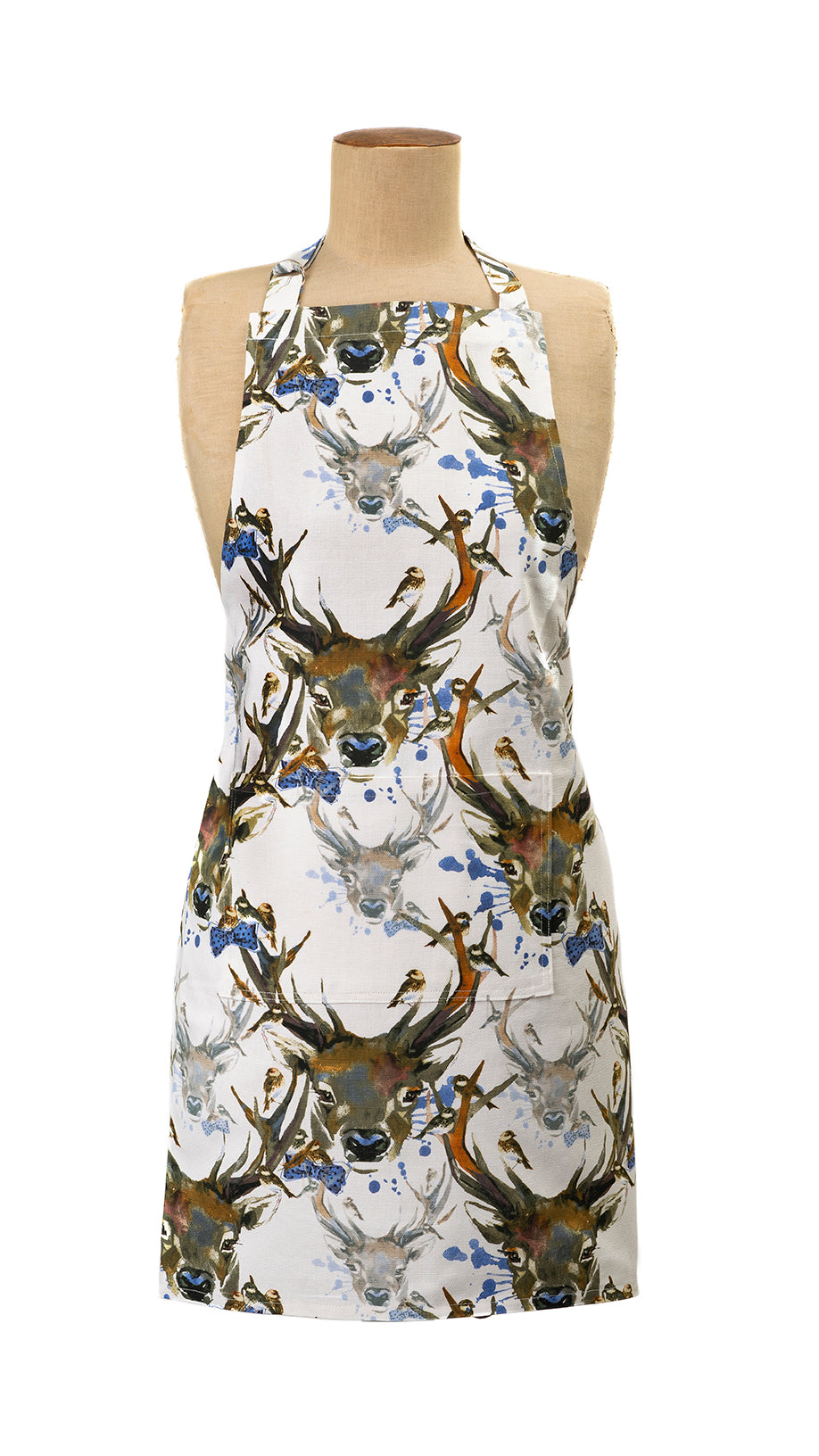 Stag in Forest apron by Templestowe Auxiliary