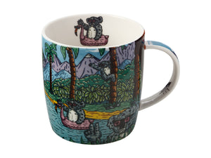 RCH Mini UooUoo Mug & Coaster Set - Mulga
