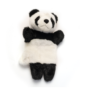 Panda puppet by Geelong Auxiliary