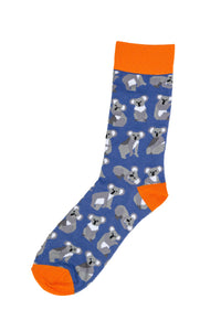 Koala Socks by Inverloch Diabetic Unit Auxiliary