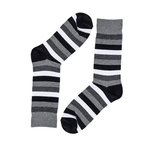 Mono Stripe Socks by Inverloch Diabetic Unit Auxiliary