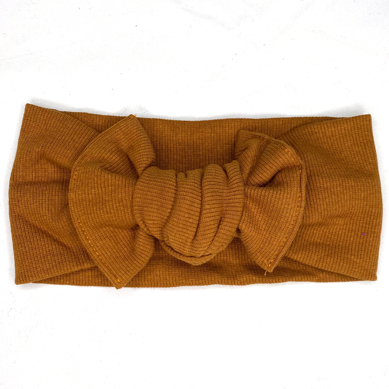 Big Bow Head Band