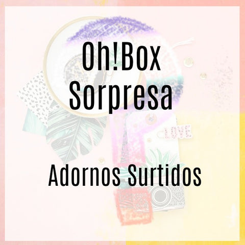 Oh! Box Kit Sorpresa Adornos