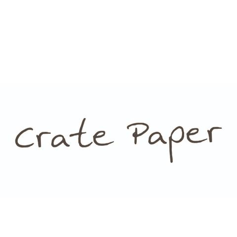 Papeles Crate Paper
