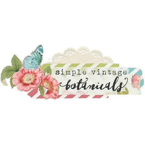Simple Vintage Botanicals