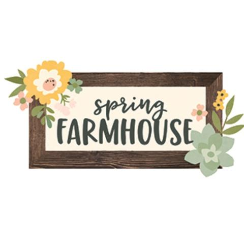 Spring Farmhouse