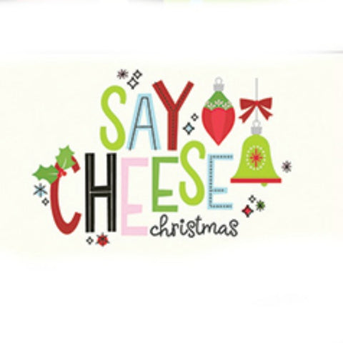 Say Cheese Christmas
