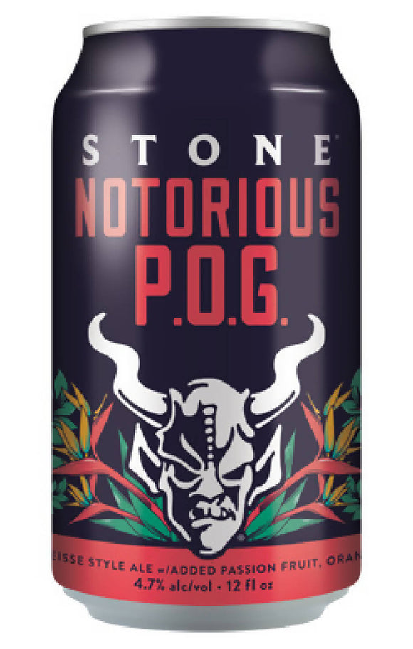 Notorious P.O.G. 0,355L - Maastricht.beer