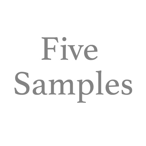 5 Eighth Sampler Pack