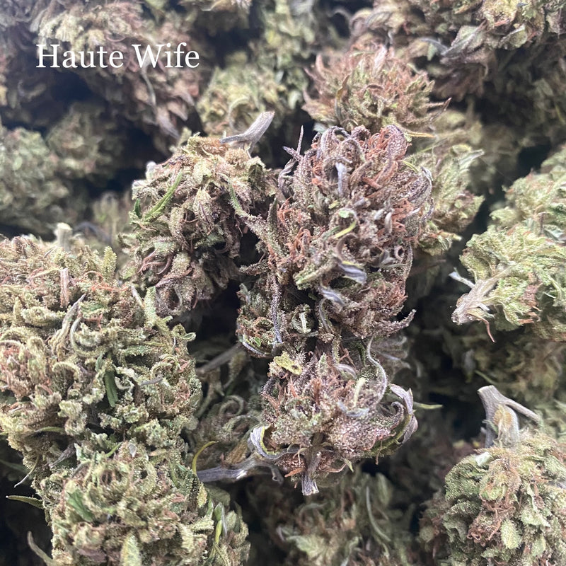 Haute Wife - 16% CBDa - 1.9% Terpenes - Smalls