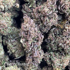 Cherry Butter - 18% CBDa - 2.1% Terpenes