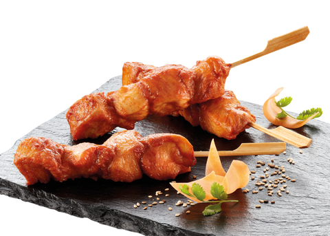 Chicken skewer sweet chili 80g