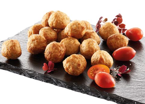 Fried chicken mini meatballs 12g