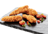 Buttermilk breaded chicken strips