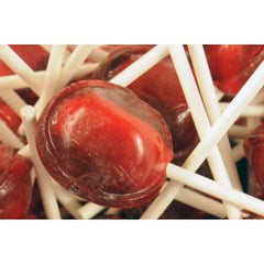 Cherry Mega Lollies (x4)