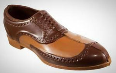 Belgian Chocolate Brogue