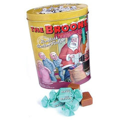 The Broons Fudge Tin