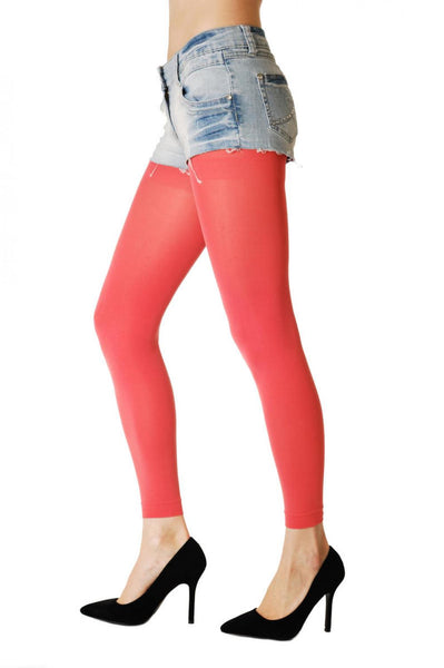 Coral Footless