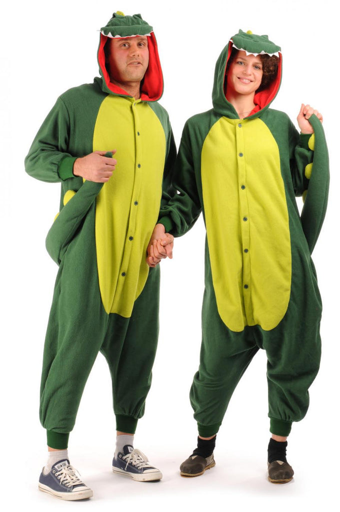 Crocodile - Unisex Onesies Fun Party Wear For Him Or Her