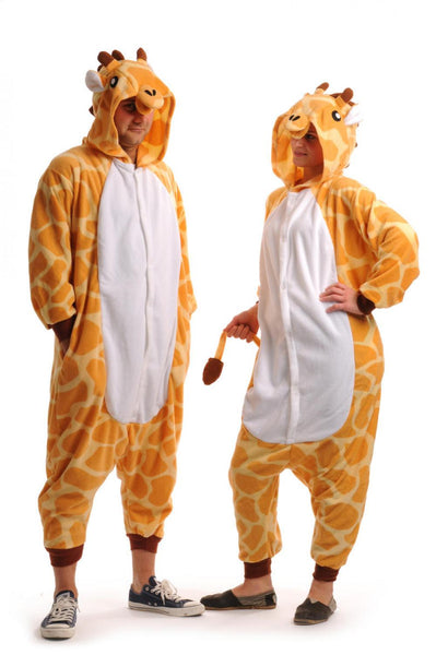 Happy Giraffe - Unisex Onesies Fun Party Wear For Him Or Her