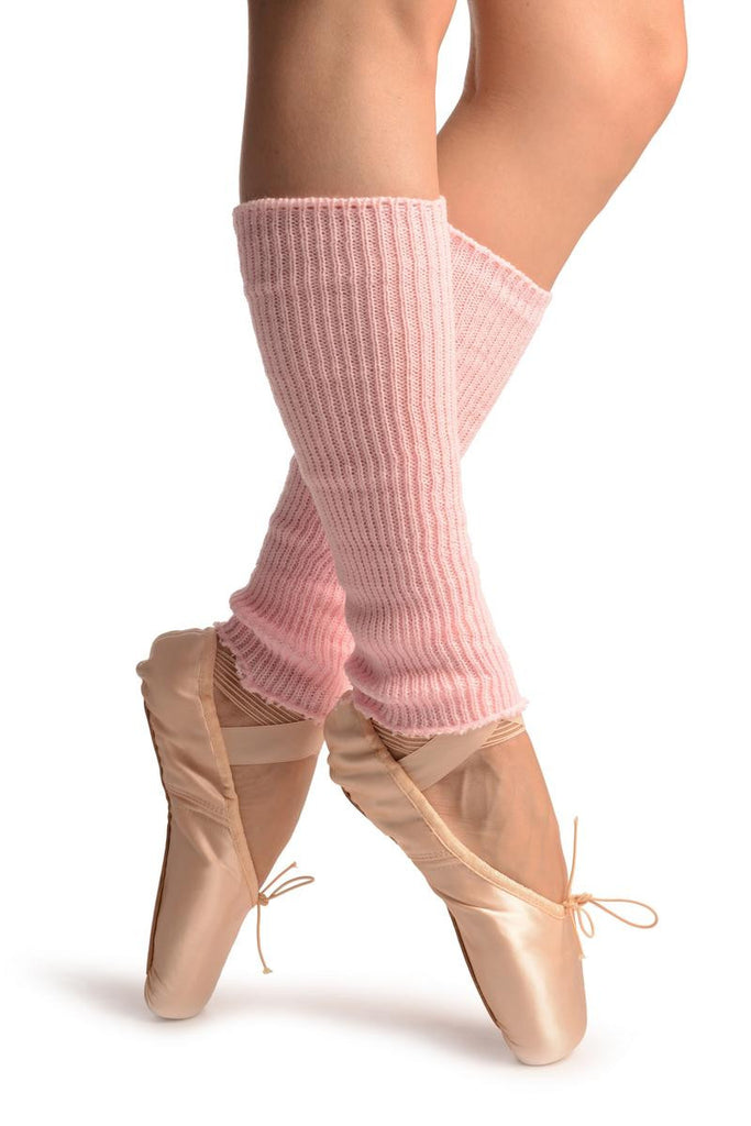 Baby Pink Dance/Ballet Leg or Arm Warmers