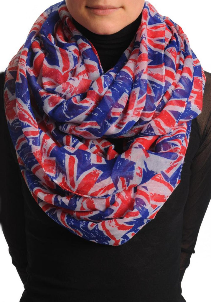 British Flag Unisex Snood Scarf