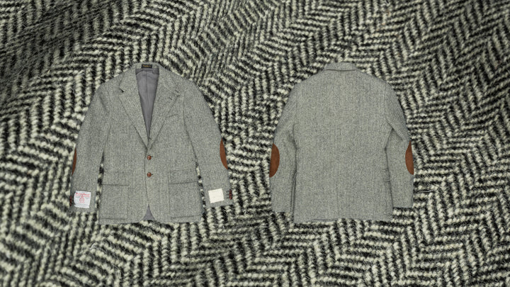 Item highlight - RRL Harris Tweed specials