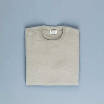 William Lockie Oxton Cashmere Crew Neck Tankard