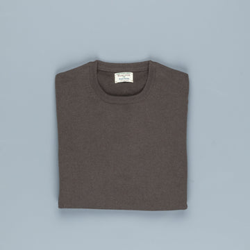 William Lockie Oxton Cashmere Crew Neck Scout