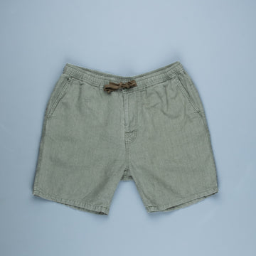 Remi Relief Linen Easy Short Green