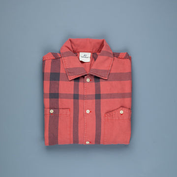 Remi Relief Workshirt 64 Red