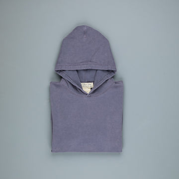 Remi Relief Hooded Sweat Navy