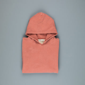 Remi Relief Hooded Sweat Red