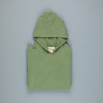 Remi Relief Hooded Sweat Green