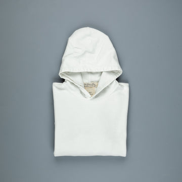 Remi Relief Hooded Sweat Off White