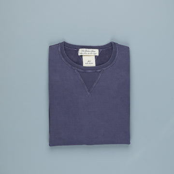 Remi Relief Special Finish Fleece Sweater D. Navy