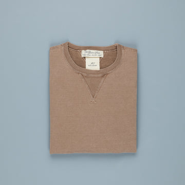 Remi Relief Special Finish Fleece Sweater Brown