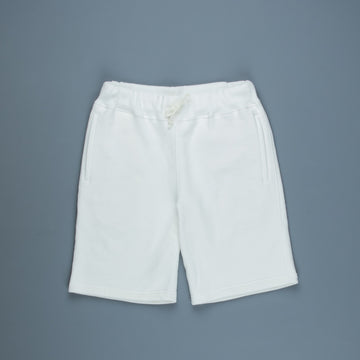 The Real McCoy's 9 Oz Loopwheel Shorts Milk