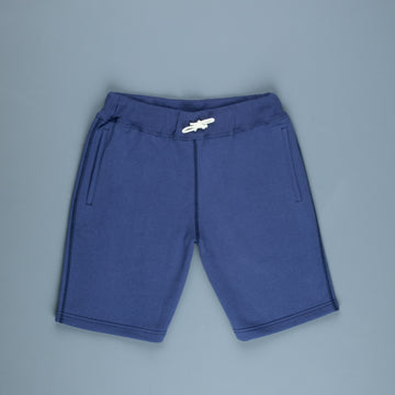 The Real McCoy's 9 Oz Loopwheel Shorts MQ Navy